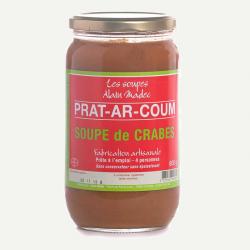 Soupe de Crabes - PRAT AR COUM