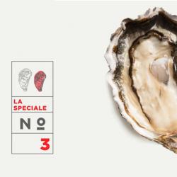 Huître spéciale - Calibre n°3 - PRAT-AR-COUM - Carantec